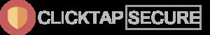 Click, tap, secure logo